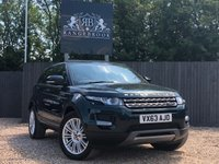 2014 LAND ROVER RANGE ROVER EVOQUE 2.2 SD4 PURE 5dr AWD £14899.00