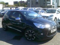 2012 CITROEN DS3 1.6 THP DSPORT PLUS 3d 156 BHP £6795.00