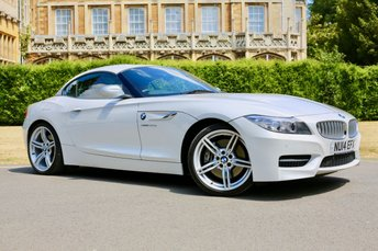 2014 BMW Z4 3.0 Z4 SDRIVE35IS ROADSTER 2d 340 BHP £24990.00
