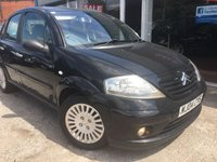 USED 2004 04 CITROEN C3 1.6 EXCLUSIVE 16V 5d AUTO 108 BHP