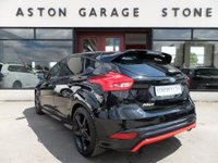 USED 2016 66 FORD FOCUS 1.5 ZETEC S BLACK EDITION 5d 180 BHP ** CRUISE * FFSH ** ** CRUISE * PRIVACY * FFSH * 1 OWNER **