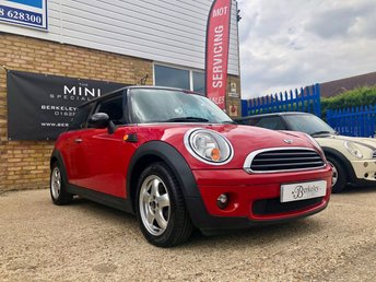 2007 MINI HATCH ONE 1.4 ONE 3d 94 BHP £3990.00