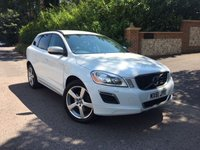 2011 VOLVO XC60 2.4 D5 R-DESIGN AWD 5d AUTO 212 BHP PLEASE CALL TO VIEW £11000.00