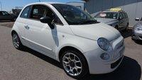 2011 FIAT 500 1.2 POP 3d 69 BHP £4395.00