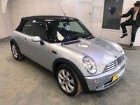2006 MINI CONVERTIBLE 1.6 COOPER 2d 114 BHP £3995.00