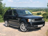 USED 2011 60 LAND ROVER RANGE ROVER SPORT 3.0 TDV6 HSE 5d AUTO 245 BHP