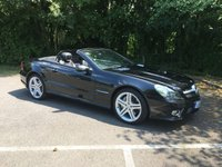 USED 2012 12 MERCEDES-BENZ SL 3.5 SL350 2d AUTO 315 BHP FULLY LOADED SL350 LOADS OF SPEC