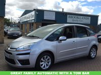 USED 2007 57 CITROEN C4 PICASSO 2.0 VTR PLUS HDI 5STR EGS 5d Great Family Car With Tow Bar  Automatic Diesel Family Car With Loads Of Room, Alloy Wheels,Air Con,So Much More !!!