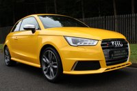 2015 AUDI A1 2.0 S1 QUATTRO 3d 228 BHP £18750.00