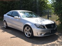 USED 2009 09 MERCEDES-BENZ CLC CLASS 1.8 CLC180 KOMPRESSOR SPORT 3d 143 BHP Low Mileage