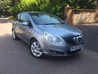 2008 VAUXHALL CORSA 1.2 DESIGN 16V 3d 80 BHP ***PX TO CLEAR*** PLEASE CALL TO VIEW