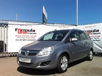 USED 2009 59 VAUXHALL ZAFIRA 1.9 CDTi 16v Design 5dr 2 OWNER+GREAT HISTORY+FULL MOT