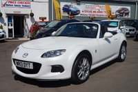 USED 2013 13 MAZDA MX-5 1.8 I SE 2d 125 BHP JUST ARRIVED AWAITING PREP!!!!!