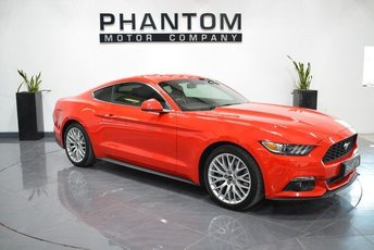 2016 FORD MUSTANG 2.3 ECOBOOST 2d 313 BHP £24480.00