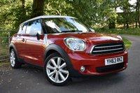 2013 MINI COOPER 1.6 COOPER D ALL4 3d 112 BHP £10250.00