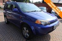 2000 HONDA HR-V 1.6 4WD 5d 101 BHP £1495.00