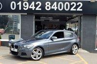 2012 BMW 1 SERIES 2.0 118D M SPORT 3d 141 BHP £8795.00