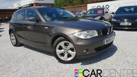 USED 2006 06 BMW 1 SERIES 2.0 118D SE 5d 121 BHP PART EX TO CLEAR - TRADE SALE