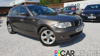 View our 2006 06 BMW 1 SERIES 2.0 118D SE 5d 121 BHP