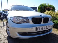 USED 2007 57 BMW 1 SERIES 1.6 116I SE 5d 114 BHP **Full BMW/Specialist Service History 7 Services**