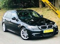 2012 BMW 3 SERIES 2.0 318D M SPORT TOURING 5d 141 BHP £8500.00