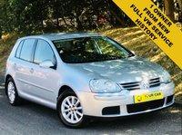 2008 VOLKSWAGEN GOLF 1.6 MATCH FSI 5d AUTO 114 BHP £5500.00