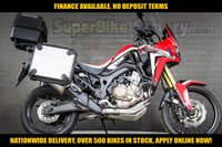 USED 2016 16 HONDA CRF1000L AFRICA TWIN  GOOD & BAD CREDIT ACCEPTED, OVER 500+ BIKES IN STOCK