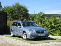 USED 2007 07 MERCEDES-BENZ C CLASS 1.8 C180 KOMPRESSOR AVANTGARDE SE 5d AUTO 141 BHP