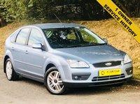 2006 FORD FOCUS 2.0 GHIA 16V 5d AUTO 144 BHP £2000.00