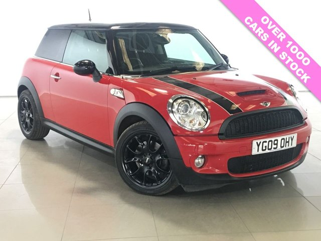 View our 2009 09 MINI HATCH COOPER 1.6 COOPER S 3d 172 BHP