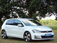 2014 VOLKSWAGEN GOLF 2.0 GTI DSG 5d AUTO 218 BHP £15190.00