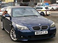 2004 BMW 5 SERIES 525I SPORT £4495.00