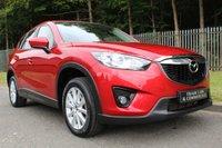 2013 MAZDA CX-5 2.2 D SE-L LUX NAV 5d 148 BHP £12250.00