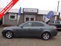 USED 2004 04 BMW 5 SERIES 2.5 525I SE 4DR SALOON 190 BHP ++++SEPTEMBER SALE NOW ON+++