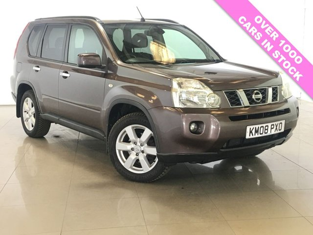View our 2008 08 NISSAN X-TRAIL 2.0 SPORT EXPEDITION DCI 5d 171 BHP