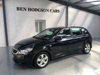2011 KIA CEED 1.4 VR-7 5d 89 BHP £4995.00