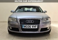 USED 2006 06 AUDI A8 3.0 TDI QUATTRO SPORT 4d 229 BHP + TOP SPEC WITH ALL THE EXTRAS