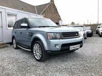USED 2011 61 LAND ROVER RANGE ROVER SPORT HSE 3.0 TDV6 Auto 5dr ( 245 bhp )