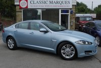 2011 JAGUAR XF 2.2 D LUXURY 4d AUTO 190 BHP £13990.00