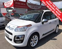USED 2013 62 CITROEN C3 PICASSO 1.6 PICASSO SELECTION HDI 5d 91 BHP 1 OWNER, ONLY 49,000 MILES