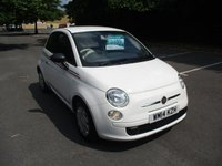 USED 2014 14 FIAT 500 1.2 POP 3d 69 BHP VERY CLEAN EXAMPLE !!