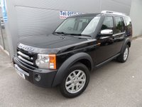 USED 2007 07 LAND ROVER DISCOVERY 2.7 3 TDV6 XS 5d AUTO 188 BHP 7 SEATS GOOD CONDITION