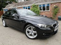 2014 BMW 3 SERIES 2.0 320D M SPORT BUSINESS 4dr £13995.00