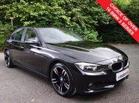 2015 BMW 3 SERIES 2.0 320D EFFICIENTDYNAMICS 4d 161 BHP £10990.00