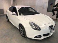 2014 ALFA ROMEO GIULIETTA 2.0 JTDM-2 EXCLUSIVE TCT 5d AUTO 175 BHP £8995.00