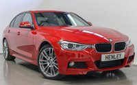 2015 BMW 3 SERIES 2.0 320D M SPORT 4d AUTO 181 BHP £17990.00