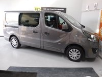 USED 2015 15 VAUXHALL VIVARO 1.6 2900 L1H1 CDTI DCB SPORTIVE 1d 114 BHP ,  A REAL EXAMPLE OF A STUNNING AND VERY WELL LOOKED AFTER MULTIPURPOSE VEHICLE FINISHED IN GRAY METALLIC, CRISP COOL AIR CON FOR THEM HOT DAYS, CRUSE CONTROL, RADIO CD PLAYER, REMOTE CENTRAL LOCKING ELEC WINDOWS, SIX SEATS, REAR PARKING SENSORS                       for more Information Call now on 0151 523 4000  or  07507657658        Family Run Business Since 1990