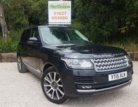 USED 2015 15 LAND ROVER RANGE ROVER 3.0 TDV6 VOGUE 5dr AUTO Stunning Example, Great Spec