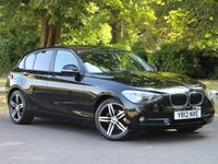 USED 2012 12 BMW 1 SERIES 1.6 116I SPORT 5d 135 BHP £167 PCM With £869 Deposit