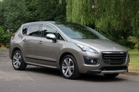 USED 2015 15 PEUGEOT 3008 2.0 HDI ALLURE 5d 150 BHP